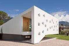 Casa T monovolume architecture + design