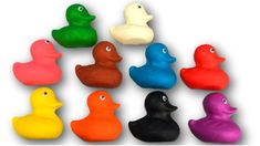 Learn Colors With 10 Play Doh Ducks and Animals Cookies Molds Funny Songs, Learning Colors, Play Doh, Rubber Duck, Nursery Rhymes, Toys, Ducks, Youtube, Animals