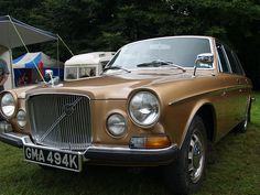 Volvo 164 Saloon Cars - 1971  Like, repin, share, Thanks!