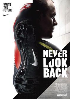 Nike  | Silo. Sports graphics and design