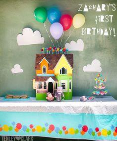 Tenley Clark Photography: Zachary's First Birthday Party
