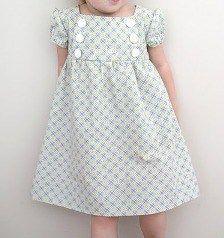 Tutorial: Junebug Dress for little girls – Sewing