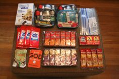 Homeless Person Care Packages