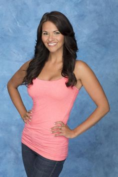 Pin for Later: The Bachelor: Meet the Ladies Competing For Chris Soules Kimberly  Age: 28 Occupation: Yoga instructor Hometown: Long Island, NY First Impression: She seems spunky.