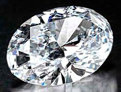 Mahjal Algeiba Star Diamond of Maharaja Jagatjit Singh of Kapurthala, This cushion shaped diamond weighed a 139.38-carat