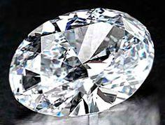 Mahjal Algeiba Star Diamond of Maharaja Jagatjit Singh of Kapurthala, This cushion shaped diamond weighed a 139.38-carat