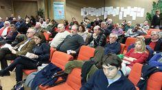 Conferenza programmatica Sel, a Ponte San Giovanni, intervento portavoce dell'Altra Europa