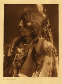 Slow Bull - Oglala - 1907