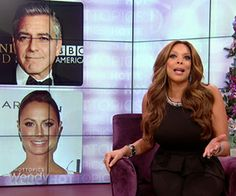 """Hot Topics.  George Clooney's ex, Stacy Kiebler, is reportedly trying to stay friends with George's friends.  The new Wonder Woman is revealed and Eddie Murphy's ex, Tamara Johnson, claims she was the one who came up with the """"Hollywood Exes"""" show and is suing the producers.  Find out Wendy's take on the latest Hot Topics!"""