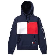 Tommy Jeans No.5 90s Hoody (Peacoat)
