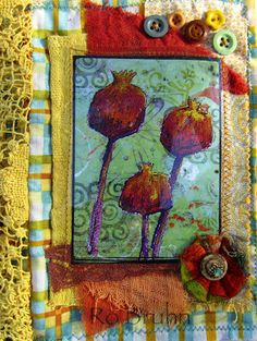 Ro Bruhn - journal page