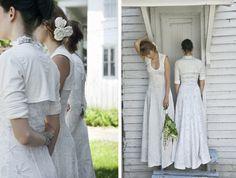 Alabama Chanin Bridal
