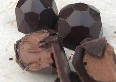 Baileys trøffel til fyldt chokolade eller macarons- Rimmers