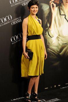 Der Style von Audrey Tautou