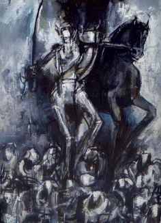 Rodrigo dias, D. Quixote on ArtStack #rodrigo-dias #art