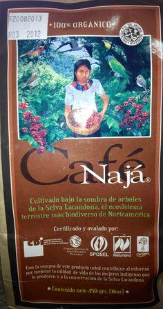 Product Review: Café Najá Ground Coffee from Chiapas México