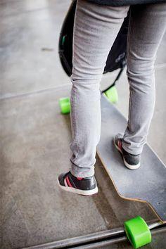 DSGN For Kids: Longboard Stroller