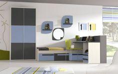 MYMOBEL Dormitorios Juveniles Modelo:Dormitorios Juveniles Tymon Precio: 0.00€