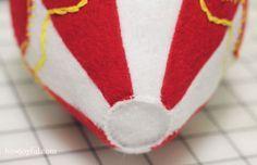 Keçe ile Uçan Balon Yapımı (12)