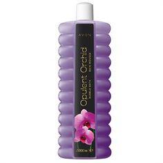 Opulent Orchid Bubble Bath