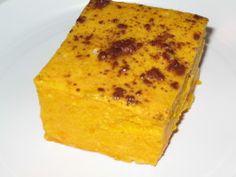 Butternut Squash Souffle or Kugel