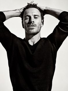 Michael Fassbender Photo by Sebastian Kim, Interview, February 2012 Male Models Poses, Fashion Model Poses, Guy Models, Michael Fassbender Shame, Michael Fassbender Magneto, Shooting Studio, Sebastian Kim, Poses Photo, Male Photography