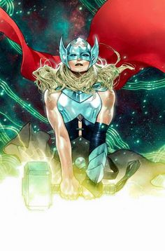 All-New Thor - Olivier Coipel