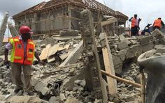 Several Trapped as Building Collapse in Lagos