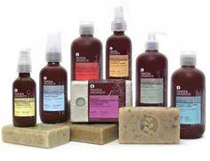 Pangea Organics skincare line