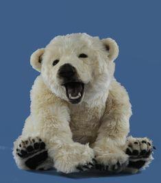 ~ My Knut ~ a realistic baby polar bear! ~ on ebay :o) / Teddy Bears & Pals / Teddy Talk: Creating, Collecting, Connecting