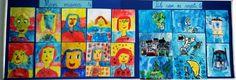 artworks 1st grade