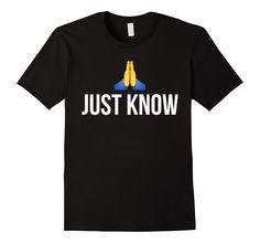 20345b9105b7 Just Know T-shirt - DJ Khaled The Key To Success