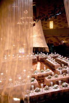 Photography: Charlotte Jenks Lewis Photography - charlottejenkslewis.com Venue: Gotham Hall - gothamhallevents.com Event Planning: Bellafare - bellafare.com/   Read More on SMP: http://www.stylemepretty.com/2015/06/16/urban-new-york-city-garden-wedding/