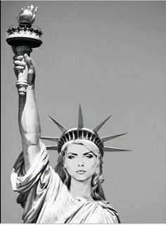 The Debbie of Liberty, Repinned by T.J.D.