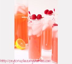 Sarasota sparkling lemonade 1 large bottle of Moscato or Riesling Wine 1 can of raspberry lemonade concentrate a splash of sprite, Shaklee 180 pomegranate energizing tea, crushed raspberries mix all ingredients together and enjoy!
