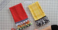 Quick Points Rulers Tea Towel Project - Fat Quarter Shop