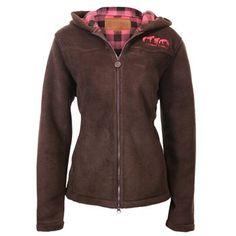 Outback Trading Co. Women's Fleece Sportswear Jacket