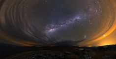 the-wolf-and-moon:  Atacama at Night  if you want more of this follow me http://infiniteespacee.tumblr.com