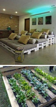uses-for-old-pallets by Ирина Дубровская:. You may make your home much more particular with backyard patio designs. You are able to turn your backyard into a state like your dreams. You will not have any trouble at this point with backyard patio ideas.