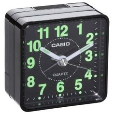 Casio Collection Wecker Analog Quarz TQ-140-1EF sonderangebote « Licht Wecker