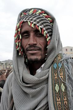 Tigray Tribesman | Flickr