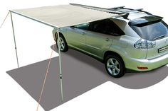 Rhino Rack Sunseeker Awnings - Best Price on Rhino Rack Sun Seeker Car, Truck & SUV Awnings for Camping