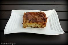ChristineIsCooking.com: Creme Brulee French Toast Casserole (Make The Day Before Christmas / Holiday Breakfast)