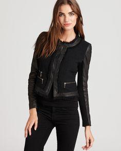 Rebecca Taylor Jacket - Tweed - Coats & Jackets - Apparel - Women's - Bloomingdale's