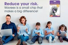Reduce your risk - Waveex is a small chip that makes a big difference!  A recent Ukraine study on quail embryos reveals protective effects of Waveex chips against radiation from mobile phones. www.waveex.co.za Healthy Environment, Quail, Natural Living, Mobile Phones, Ukraine, Chips, Study, Big, How To Make