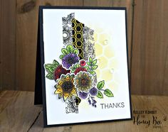 Hello Honey Bees! Today I want to show you all of the beautiful Washi Tapes that Honey Bee Stamps just released! I'm sure most of you saw the quick sneak peek that Jennifer McGuire gave us la…