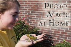 Creating Your Own Photo Magic Shots at Home   Capturing Magic