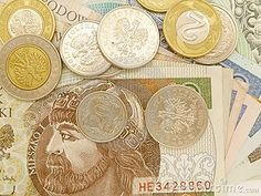 Zloty, currency of Poland