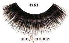 101 Red Cherry Lashes