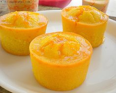 My love for oranges is known to everyone in my family. I love citrus flavors very much and among them oranges are my favorite. I love the color and also anything and everything made with oranges. To prove my point, I have an Orange bread, Vegan Orange Cake, Shortbread Cookie and a delicious, mouthwatering Orange …